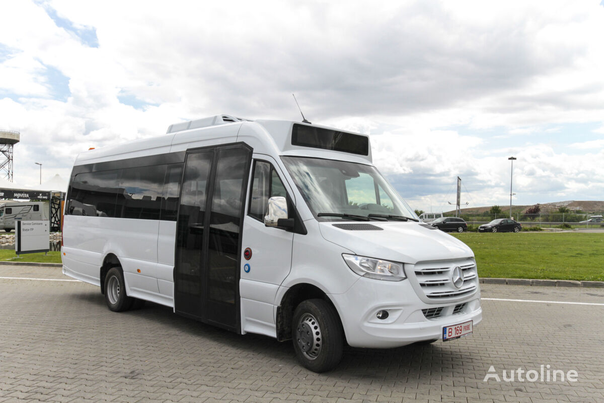 new MERCEDES-BENZ 519 *coc* 5500kg* 13seats +13standing+1driver+1wheelchair passenger van