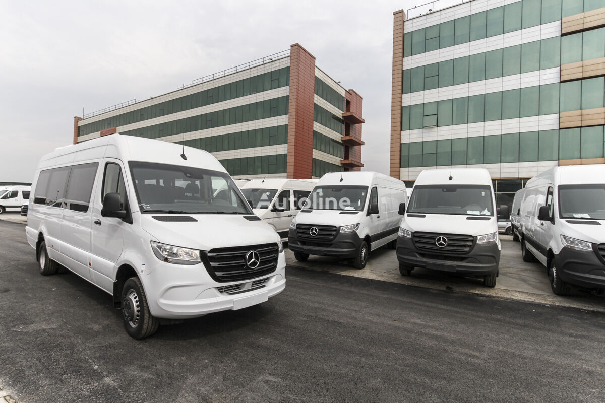 new MERCEDES-BENZ IDILIS 516 19+1+1 *COC* Ready for delivery passenger van