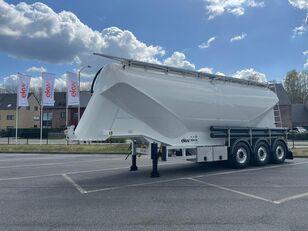 new EKW cement tank trailer