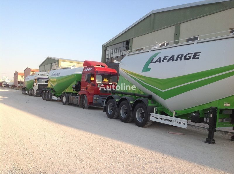 new LIDER NEW 2019 YEAR LIDER TRAILER cement tank trailer