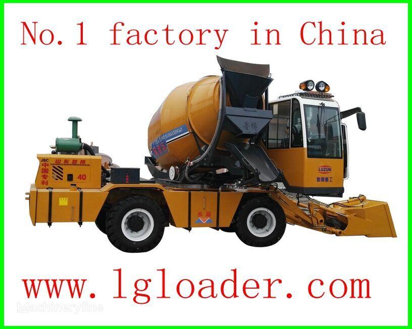 new self loading concrete mixer1 concrete mixer truck