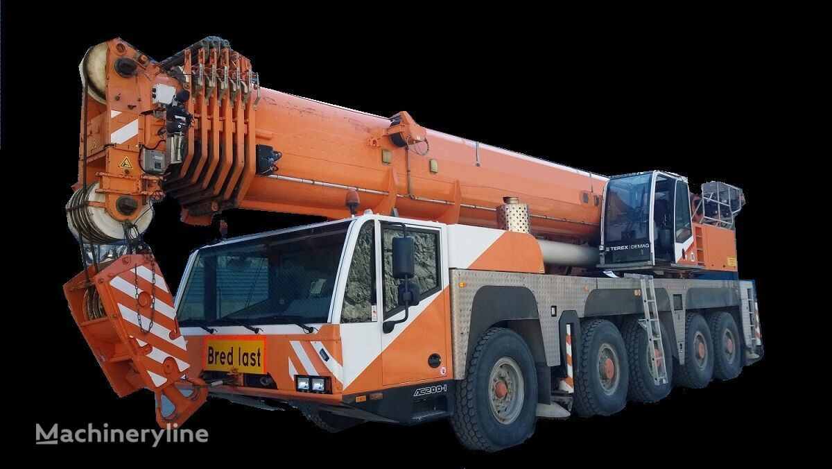 DEMAG AC 200-1 mobile crane