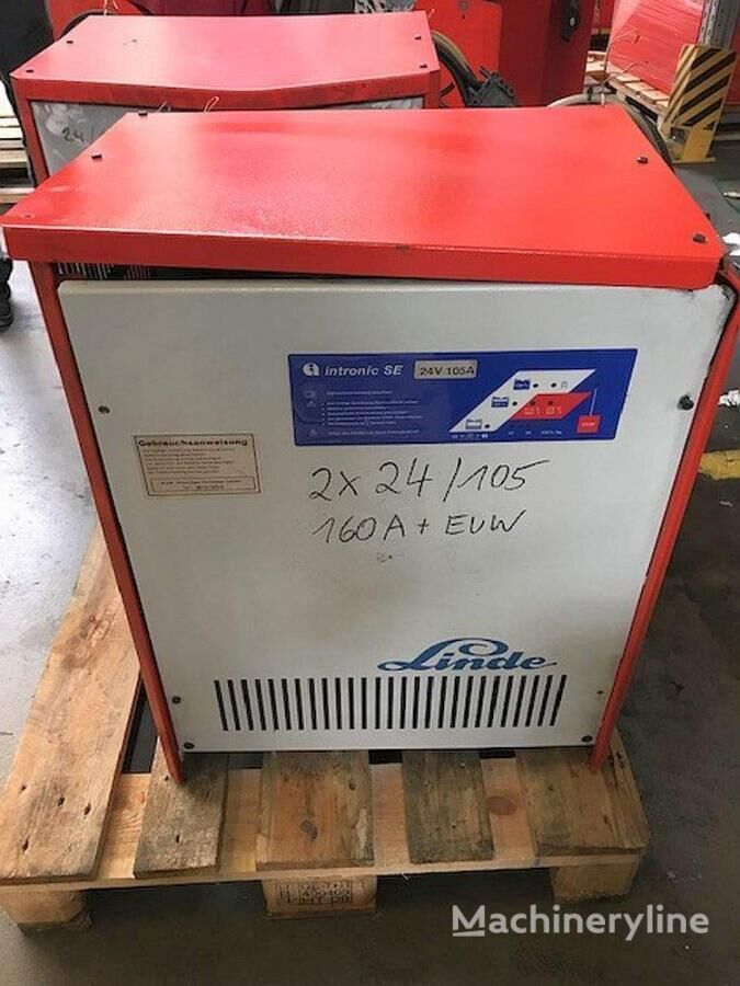 INDUSTRIE AUTOMATION intronic SE 24 V/105 A other industrial equipment