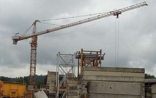 POTAIN MD tower cranes for sale, buy new or used POTAIN MD