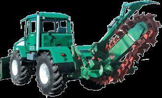 new HTA-200-06 trencher