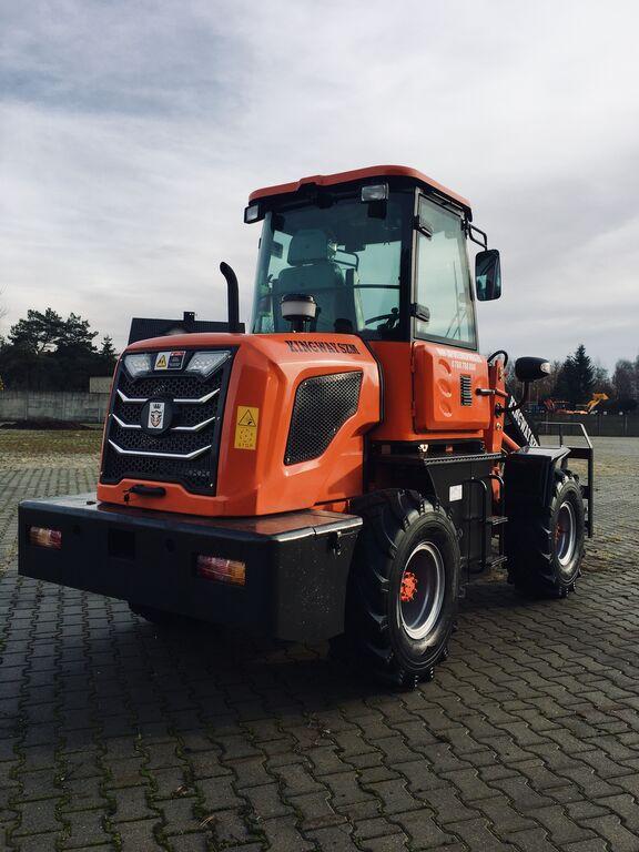 new KINGWAY 912 LUKAS 4x4 wheel loader