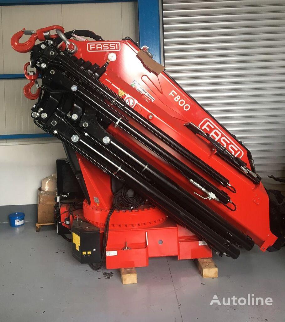 new FASSI F800RA.2.28 he-dynamic loader crane