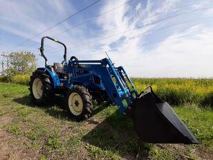 new LS R50 mini tractor