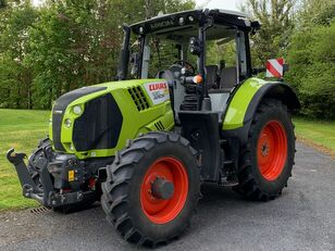 damaged CLAAS Arion 530 wheel tractor