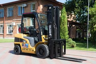 CATERPILLAR GP30 material handling equipment from CIS for