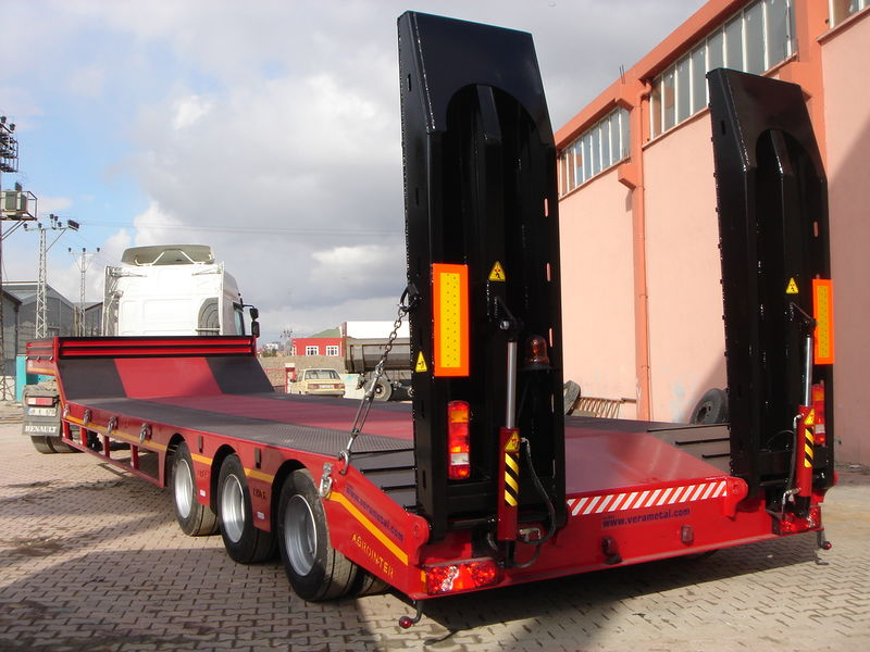 new LIDER 2019 YEAR NEW LOWBED TRAILER FOR SALE (MANUFACTURER COMPANY) low bed semi-trailer