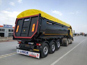 new LIDER LIDER DUMPER READY STOCKS NEW 2021 YEAR tipper semi-trailer