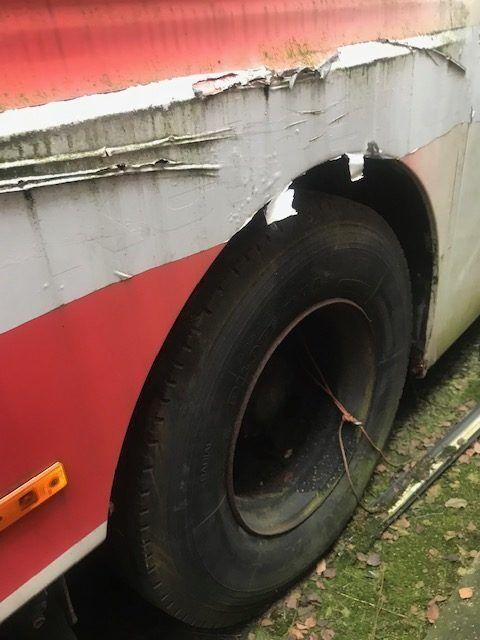 new axle for NEOPLAN Cityliner, Starliner bus