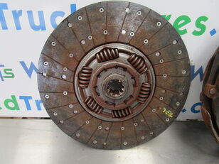 MAN AUTO 2 PIECE CLUTCH clutch plate for MAN TGL DO834 LFL54  truck