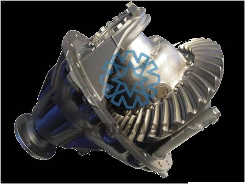 new MERCEDES-BENZ differential for MERCEDES-BENZ HL6 / HL8 truck