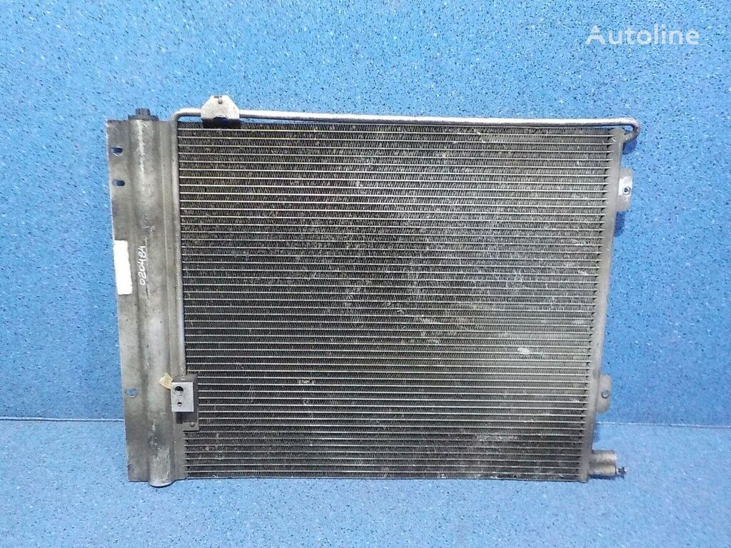 Kondenser engine cooling radiator for truck