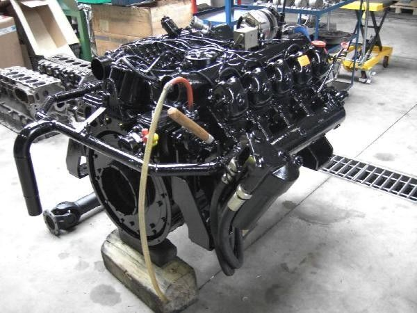 MERCEDES-BENZ OM 403 engine for MERCEDES-BENZ OM 403 truck