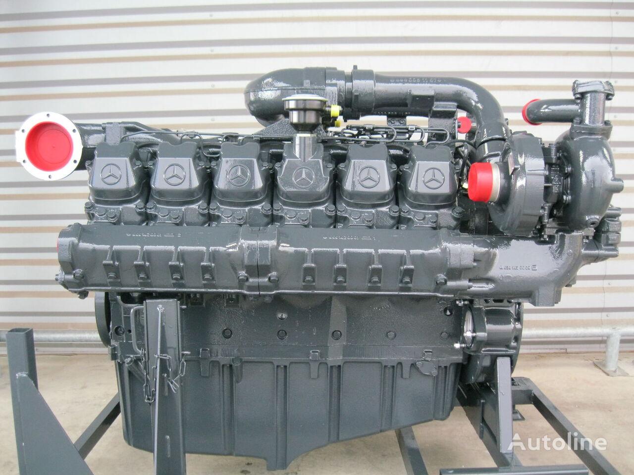 MERCEDES-BENZ OM444LA engine for LIEBHERR mobile crane