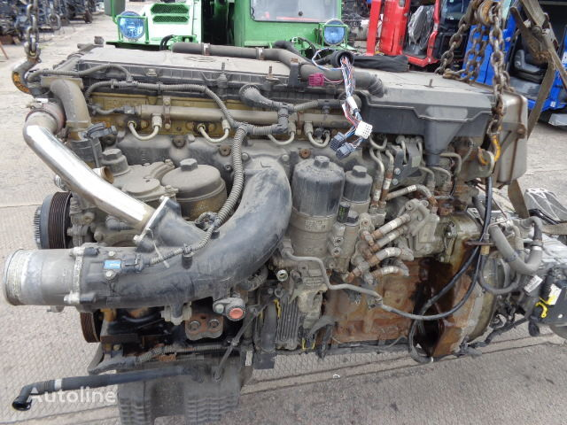 MERCEDES-BENZ OM471LA ( WORLDWIDE DELIVERY ) engine for MERCEDES-BENZ Actros MP4 tractor unit