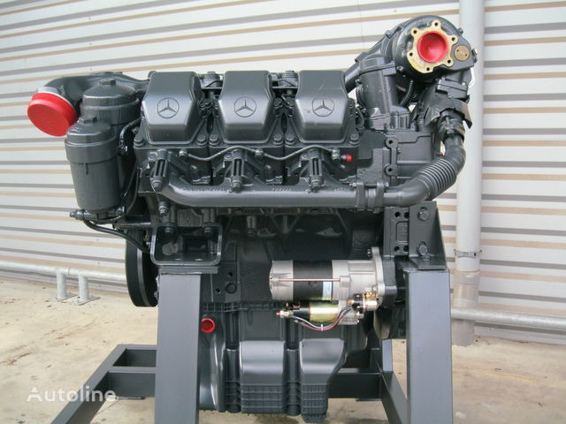 OM501LA ACTROS engine for MERCEDES-BENZ ACTROS truck