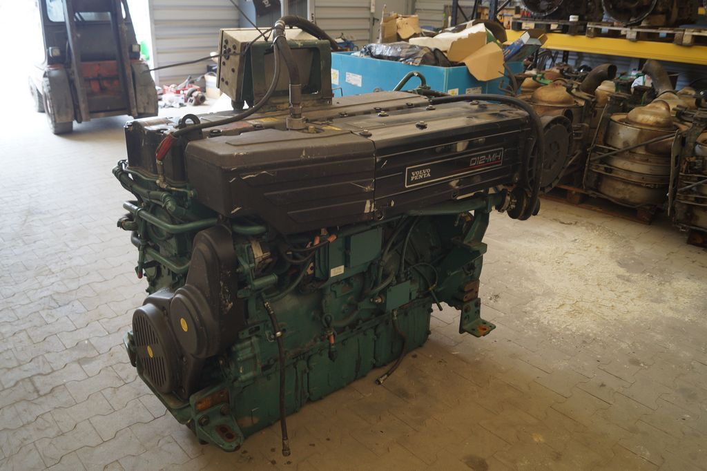 VOLVO COMPLETE ENGINE PENTA / D12-GMH / WORLDWIDE DELIVERY engine for other construction equipment