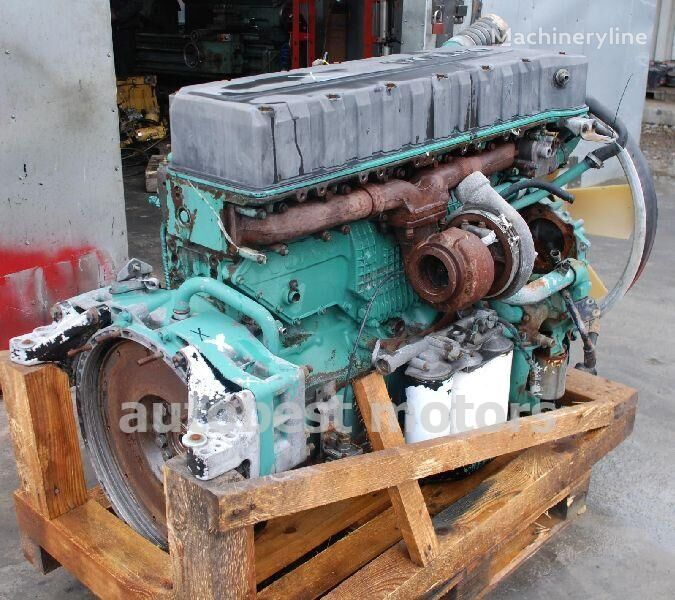 VOLVO D12A340 iz Evropy engine for other construction equipment