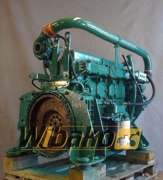 VOLVO D6A250 engine for D6A250 other construction equipment