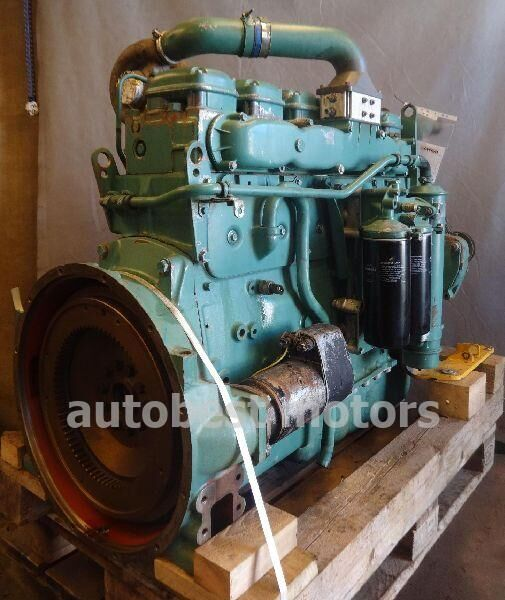 VOLVO TD102G iz Evropy engine for other construction equipment