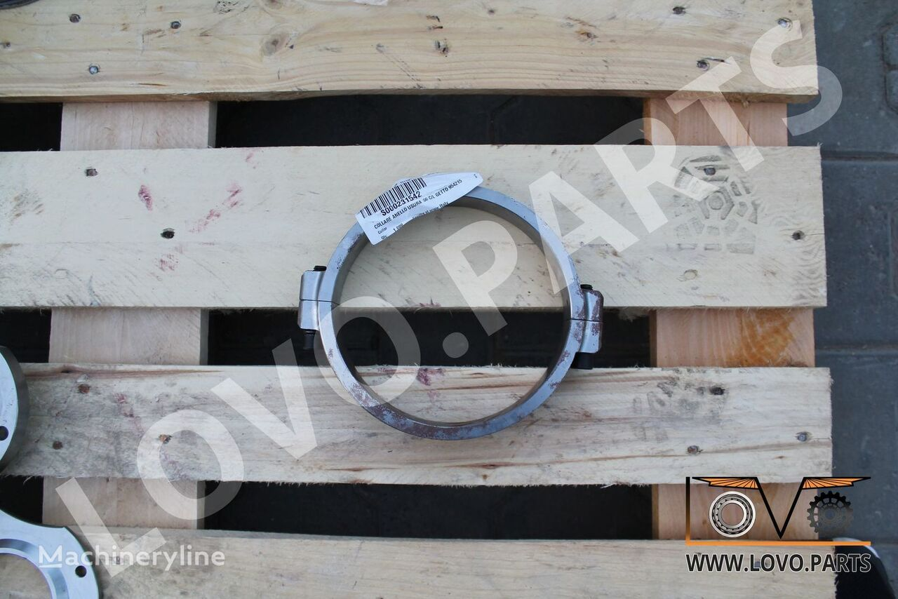 new HOMUT shibera hose clamp for CIFA concrete pump