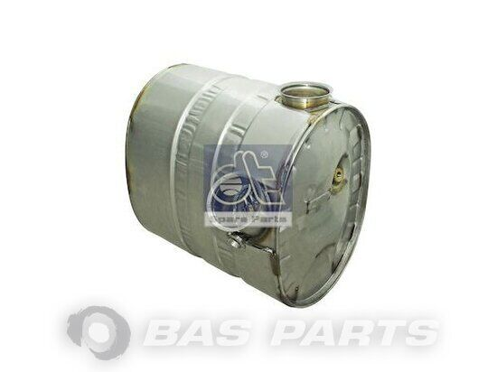 DT SPARE PARTS muffler for truck