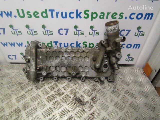 oil cooler for ISUZU N75 4HK1 EURO 5  truck