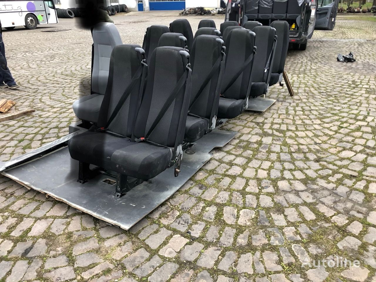 FORD transit seat for FORD automobile