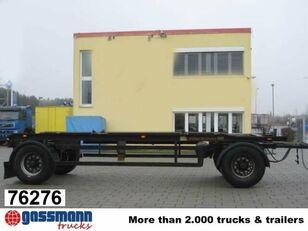 MULLER-MITTELTAL RA / Abrollanhänger container chassis trailer
