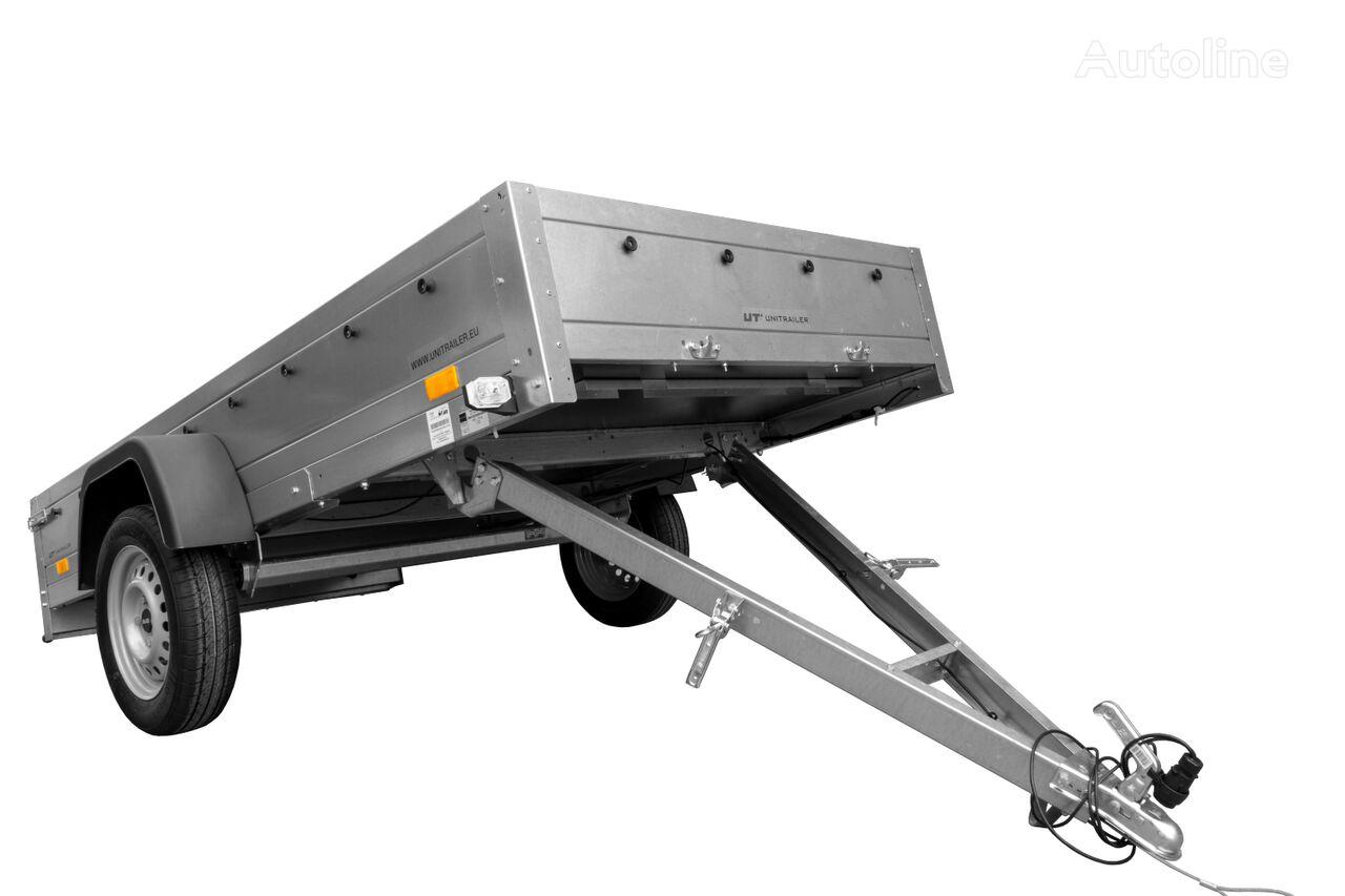 new UNITRAILER GARDEN TRAILER 264 KIPP light trailer