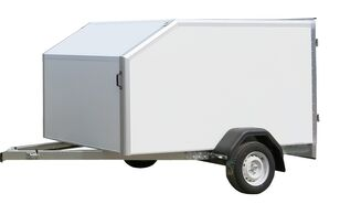 new ИСТОК 3791M2 light trailer