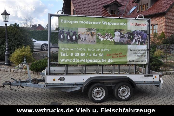 BöCKMANN Werbeanhänger  platform trailer