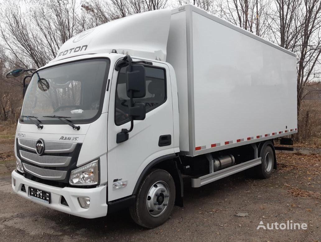 new FOTON Aumark S box truck