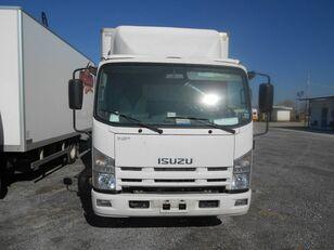 ISUZU NPR75 box truck