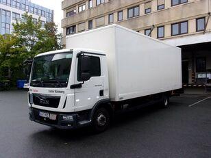 MAN TGL 12.250 Koffer+HF box truck