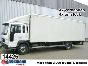 VOLVO FL 6-12 4x2 Klima/Umweltplakette gelb box truck