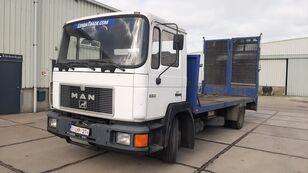 MAN FL 14.192 Euro 1 Engine / Winch 15000 kg. car transporter
