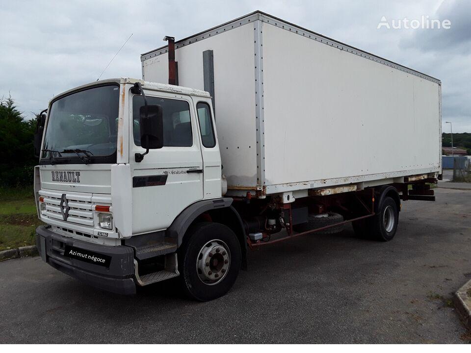 RENAULT -MIDLINER 140 turbo closed box truck