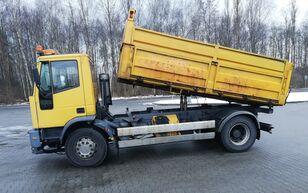 IVECO EuroCargo 180.240 6 cylinder wywrotka Econ 3 strony dump truck