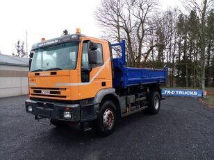 IVECO cursor 440 hp bi-benne! très bon état dump truck
