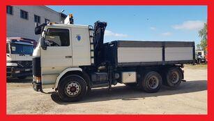 SCANIA 113 M dump truck