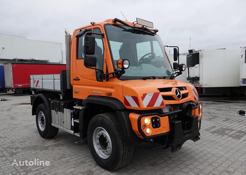 MERCEDES-BENZ UNIMOG U423 dump truck