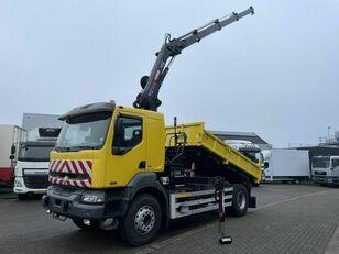 RENAULT Kerax 270 dci Darus 3 old Billencs dump truck