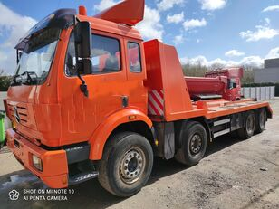 MERCEDES-BENZ 3235   8X4 (((TOP CONDITION))))  flatbed truck