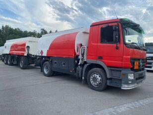MERCEDES-BENZ 1844. 1846 Tankwagen 13050L fuel truck + fuel tank trailer