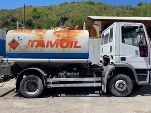 IVECO 120E18 Euro 2  fuel truck for parts